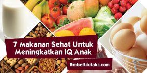 7 makanan Meningkatkan IQ Anak - 2
